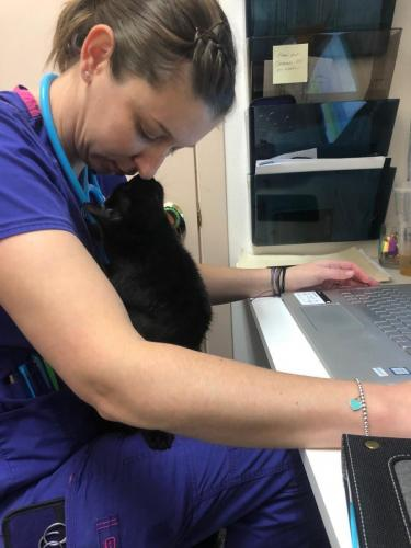 LVT-Christen-getting-some-love-from-a-kitty-e1587152486677